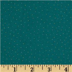 Gatsby Metallic Dot Blue