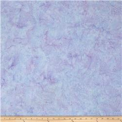Island Batik Swirl Dot Light Purple