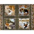 Realtree Pillow Panel Grey