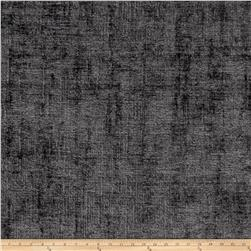Fabricut Option Chenille Charcoal