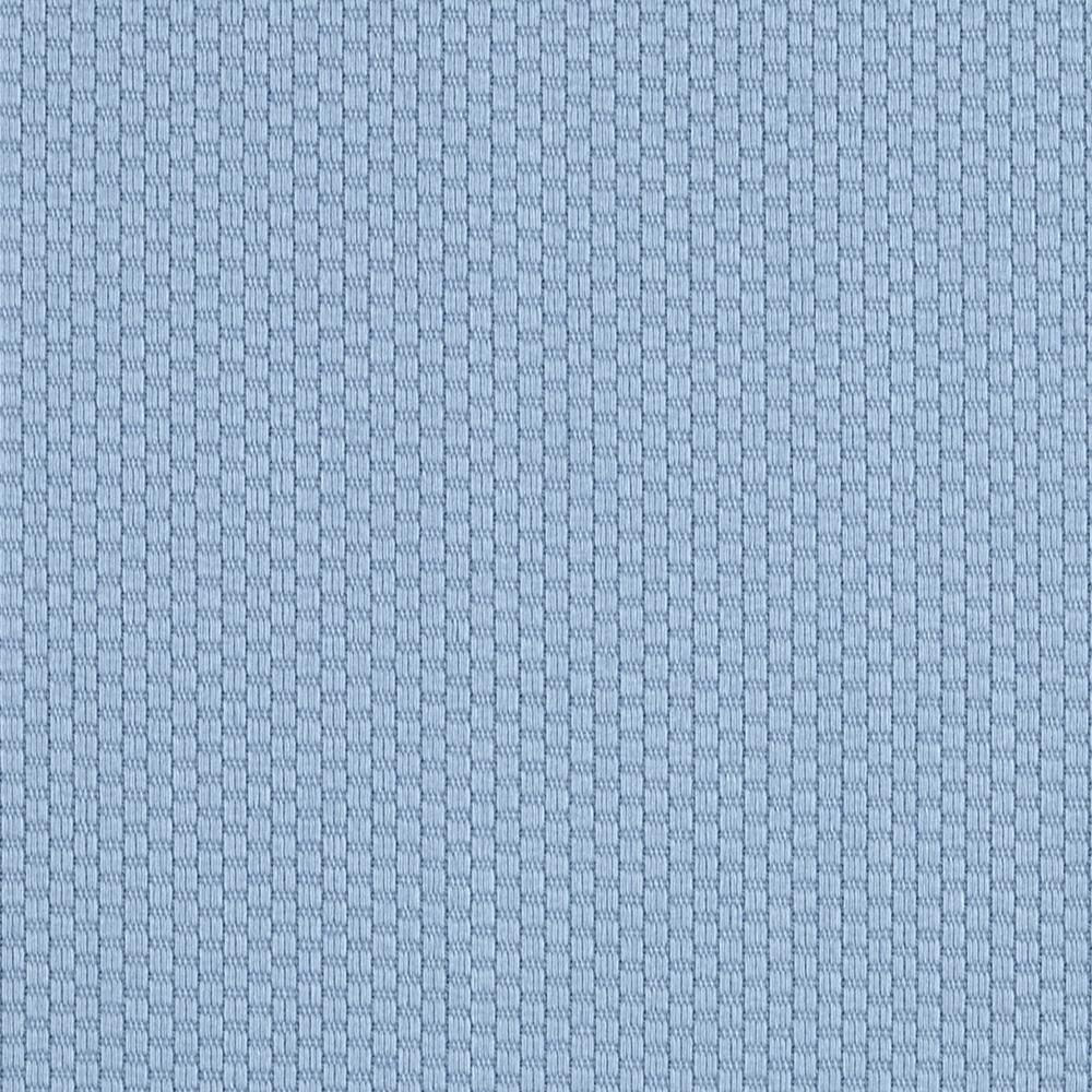Cotton pique light blue discount designer fabric for Fabric cloth material