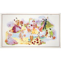 Blissful Moments Picture Perfect Panel Multi