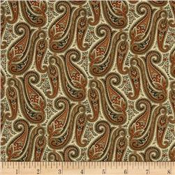 Civil War Album II Medium Paisley White/Multi