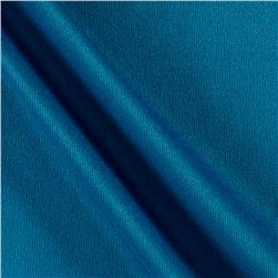 Nylon Activewear Knit Solid Aruba Blue