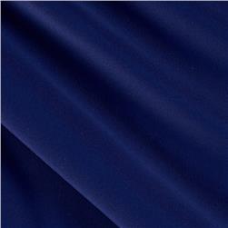 Lycra ITY Knit Solid Navy