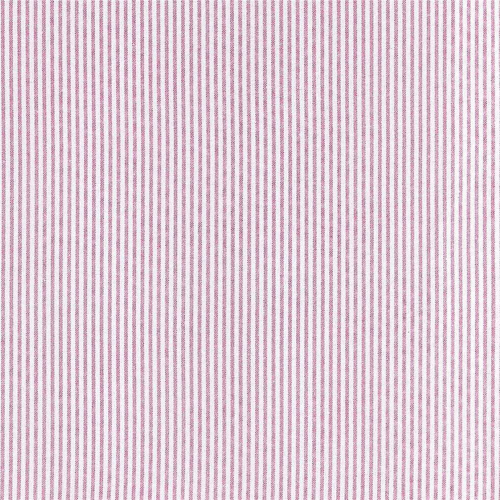 Comfy Flannel Stripe Pink Fabric By The Yard