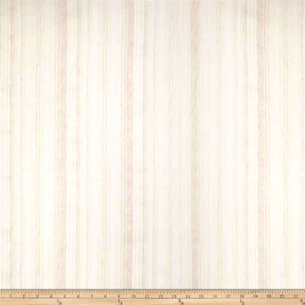 Trend 02240 Faux Linen Sheer Natural