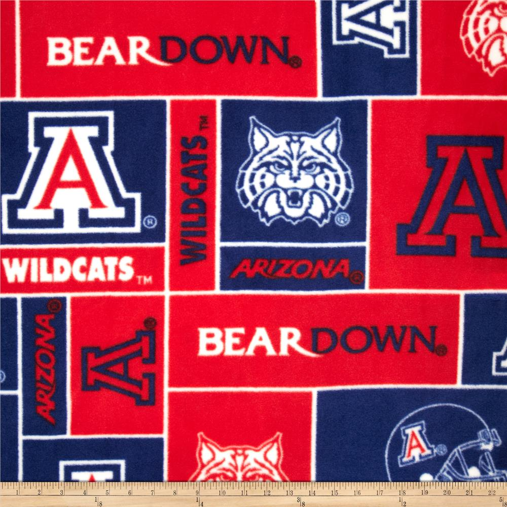 Collegiate Fleece University of Arizona