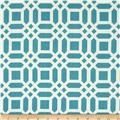 Riley Blake Home Decor Vivid Lattice Teal