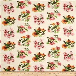 Hummingbirds Allover Cream
