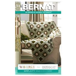 Waverly for Bernat Crochet Book (530217)