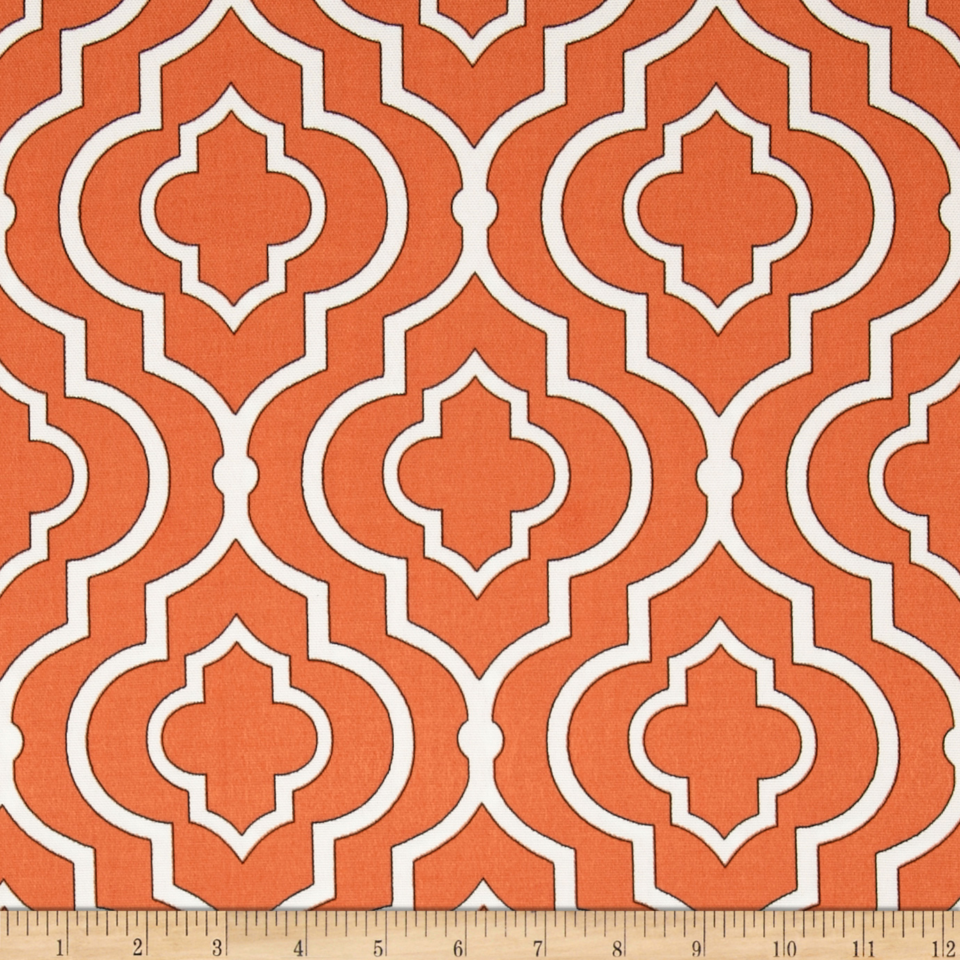 Swavelle/Mill Creek Indoor/Outdoor Starlet Mandarin Fabric