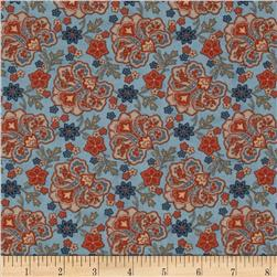 Moda Grant Park Jacobean Light Blue