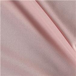 Nylon Activewear Knit Solid Soft Pink