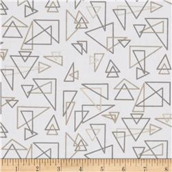 Modern Tyke Geometric Cream