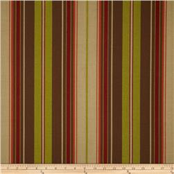 Premier Prints Indoor/Outdoor Veranda Stripe Autumn/Natural