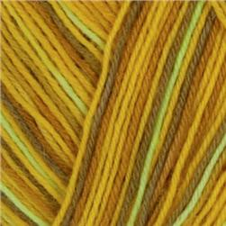 Lion Brand Sock Ease Yarn (204) Lemon Drop