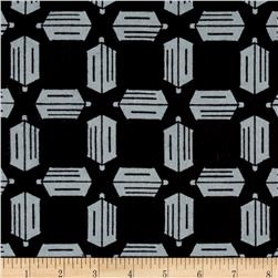 BBC Doctor Who Flannel Logo Toss Grey/Black