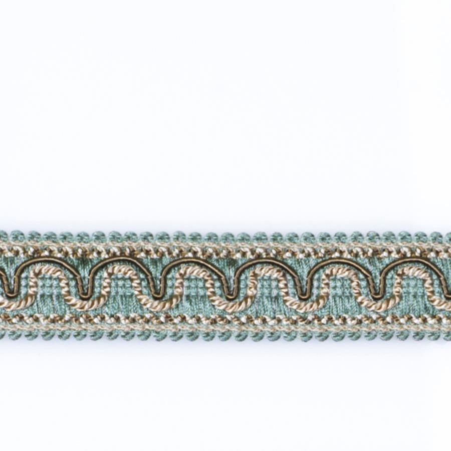 "Fabricut 1.25"" Resort Trim Opal"
