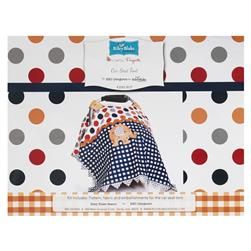 Riley Blake Car Seat Tent Kit For Boy