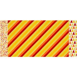 Under the Big Top Mix and Match Yellow/Orange