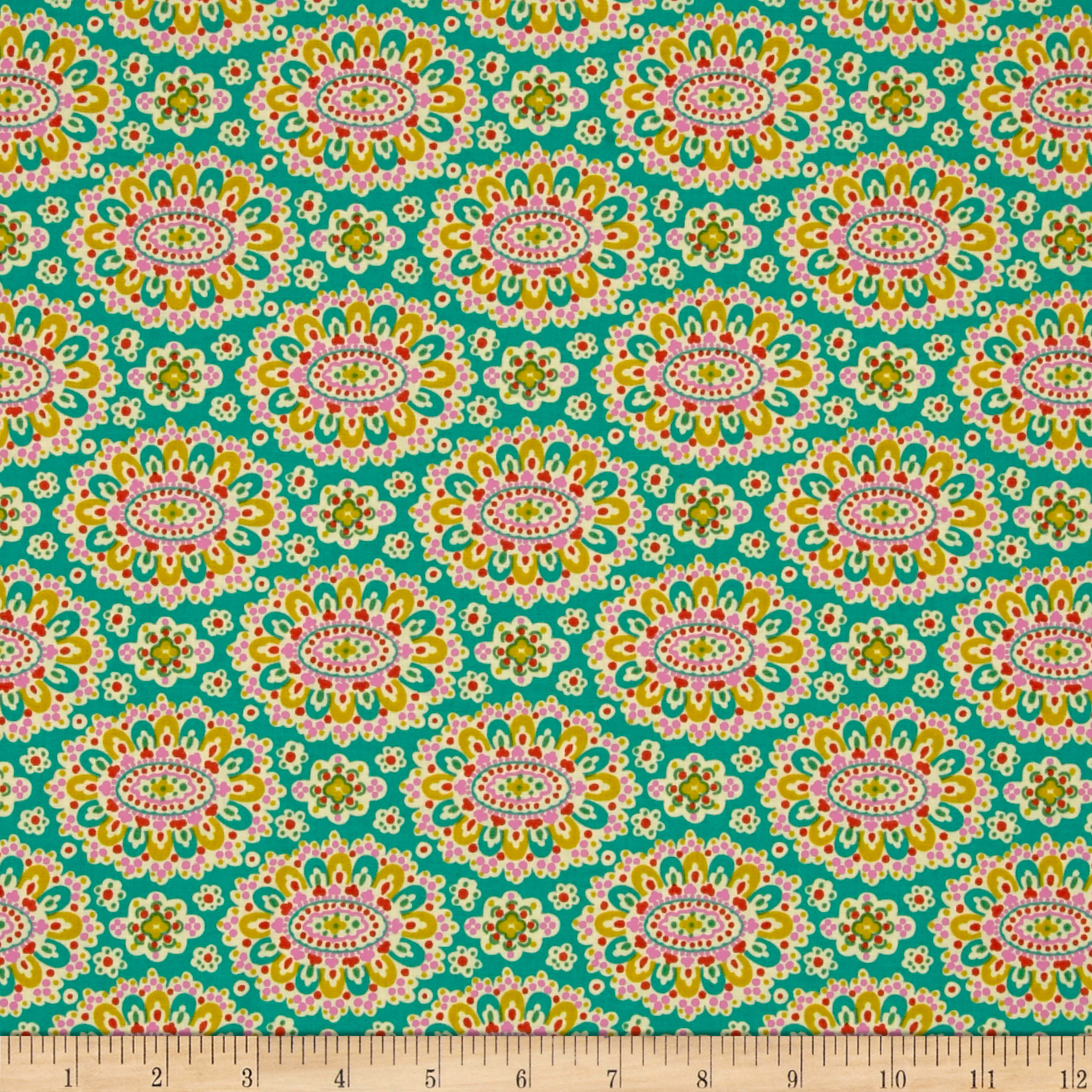 Amy Butler Eternal Sunshine Cloisonne Field Fabric by Westminster in USA