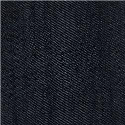 Stretch Denim Medium Wash Almost Black