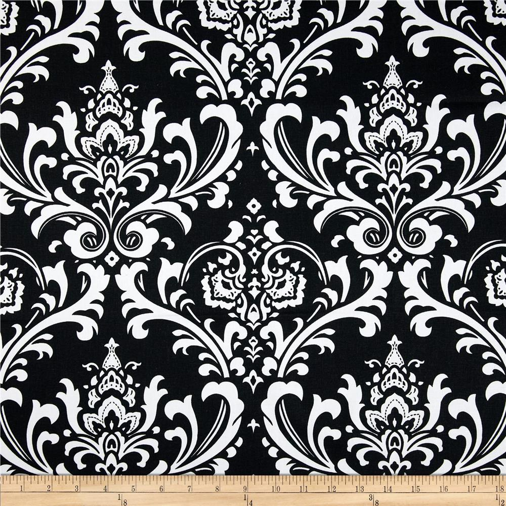 Premier Prints Ozborne Black/White