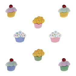 Dress It Up Embellishment Buttons  Mini Sweet Treats