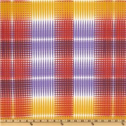 Ty Pennington Impressions Plaid Purple