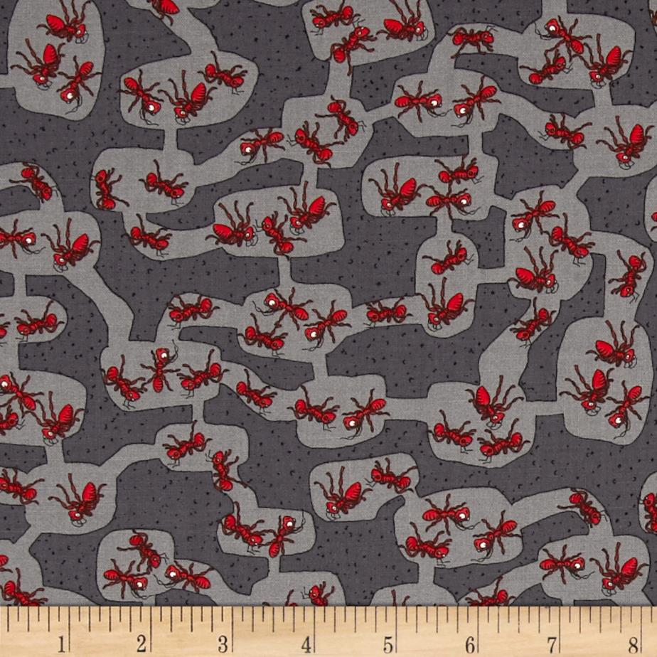 Kanvas Crawly Critters Ant Maze Grey