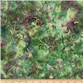 Bali Batik Handpaints Butterflies Meadow