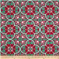 Joel Dewberry Notting Hill Historic Tile Poppy