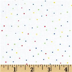 Timeless Treasures Mini Dots Multi