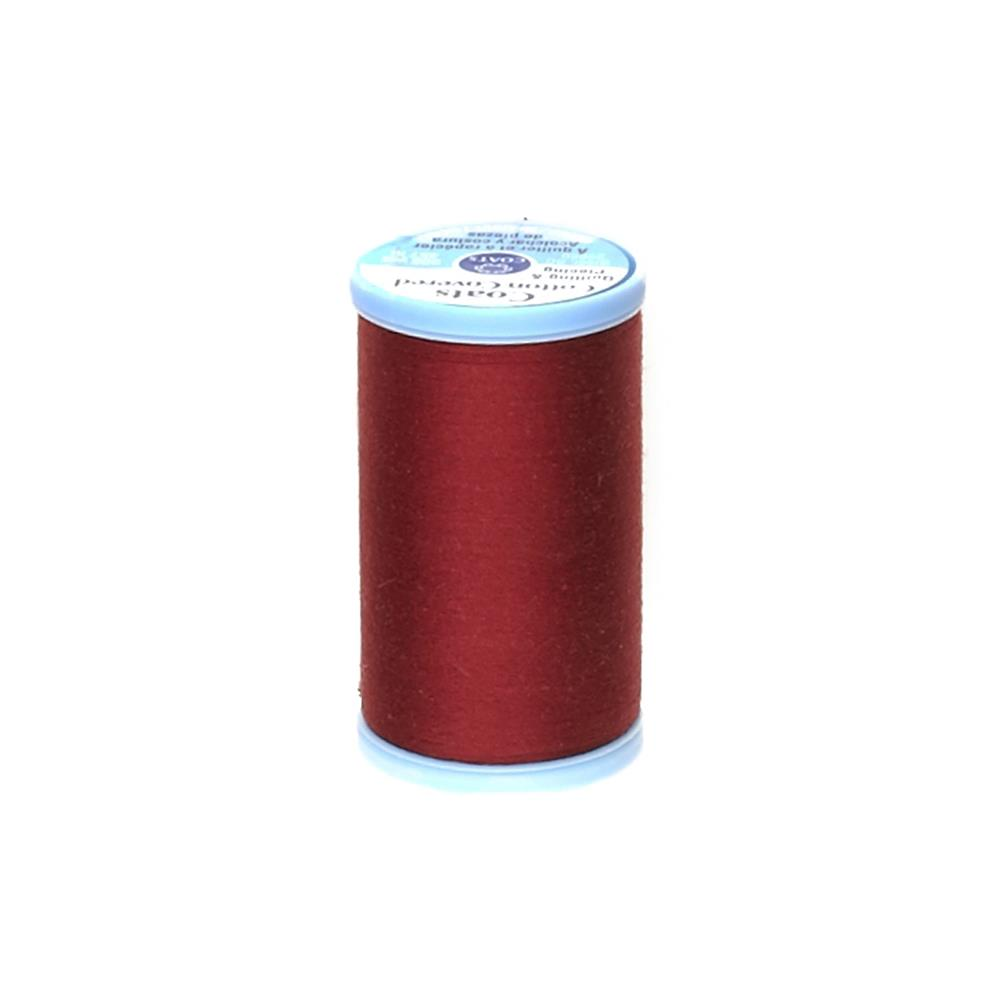 Coats & Clark Cotton Covered Quilting & Piecing Thread 500 YD Barberry Red