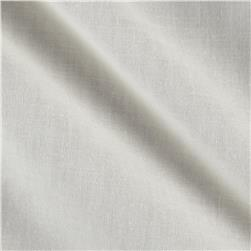 Cotton Poly Muslin Natural Ivory