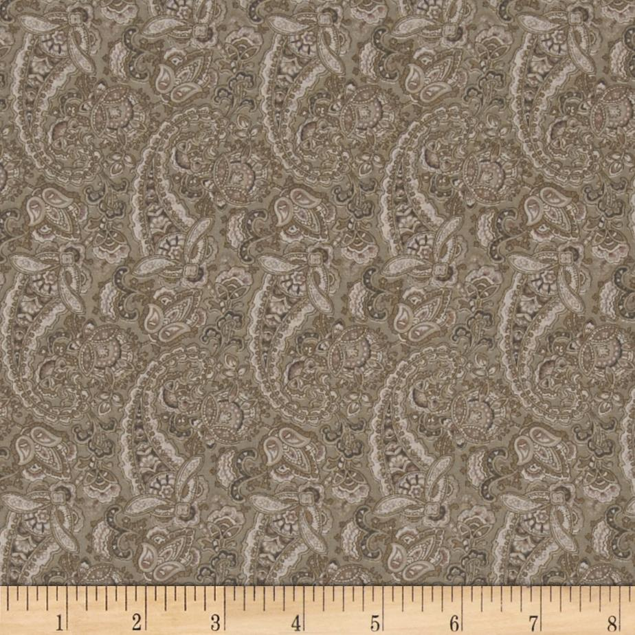 Paisley Taupe