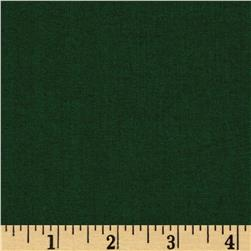 "108"" Quilt Wide Back Solid Dark Green"