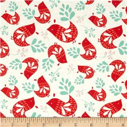 Folklore Birds Cream