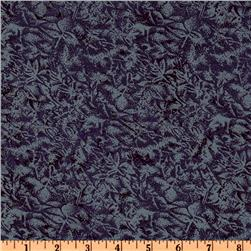 Michael Miller Fairy Frost Navy Fabric