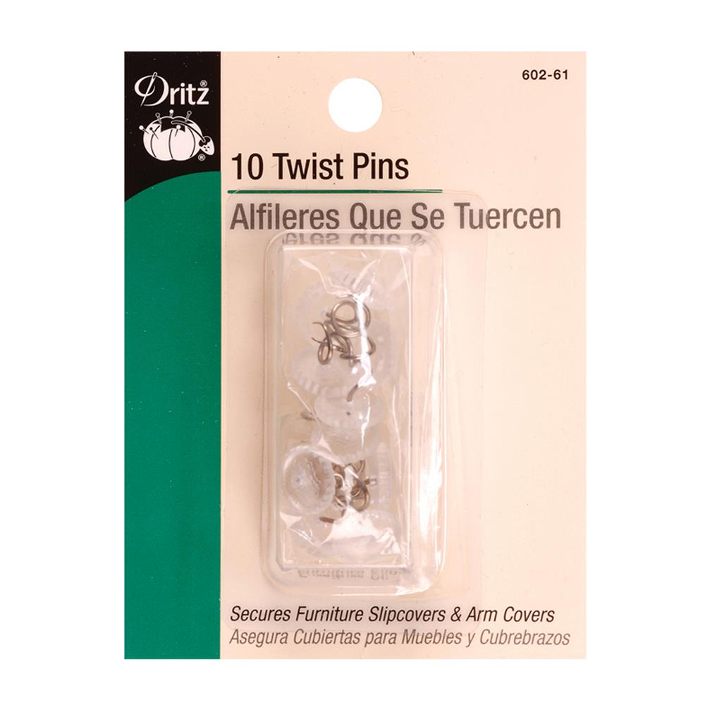 Twist Pins-Size 16 10/Pkg