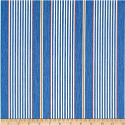 Isabelle Stripe Blue