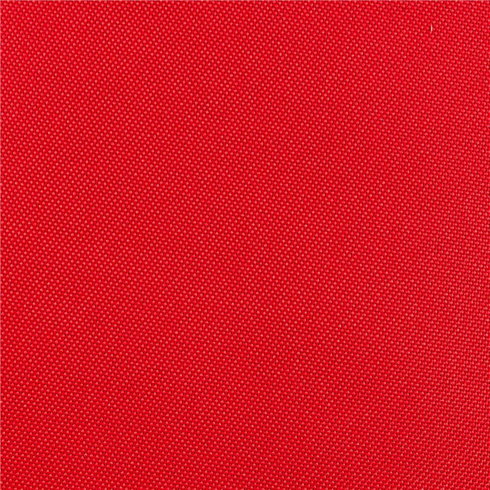 Heavy Duty Nylon Canvas Red Fabric