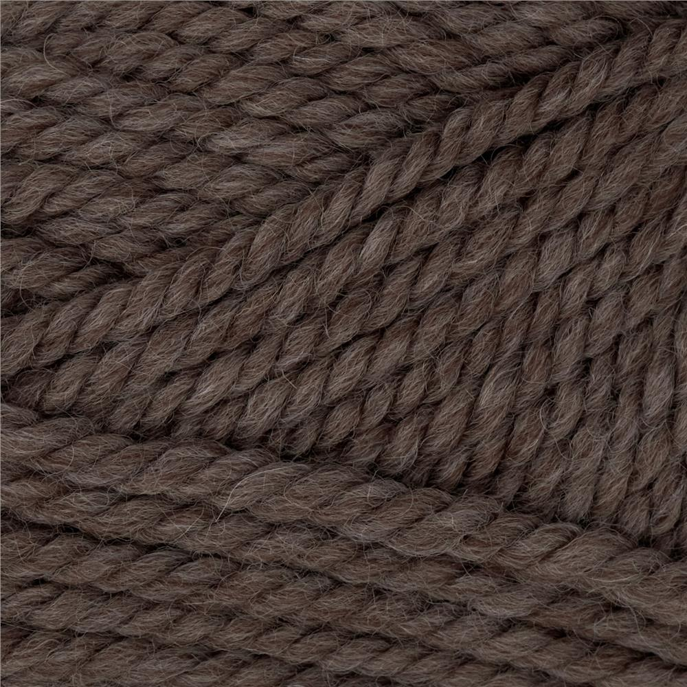 Patons Classic Wool Bulky Yarn (89015) Heath Heather