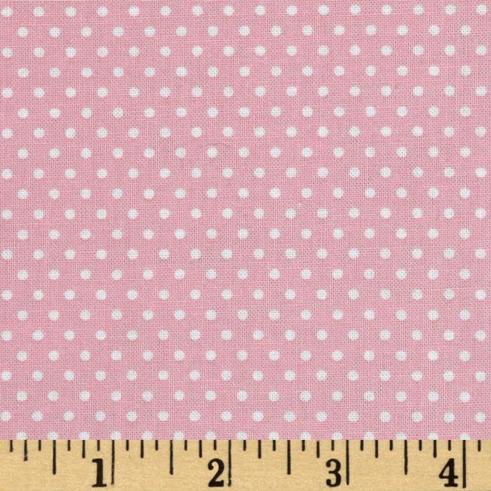 Riley Blake Willow Dot Pink