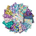 Camelot Spring Birds Fat Quarter Bundle, 12 pcs.