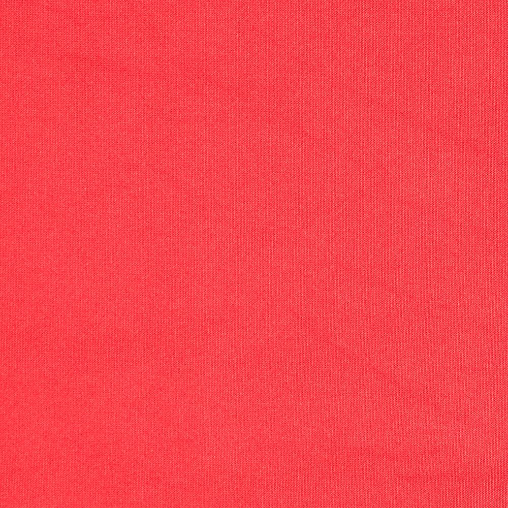 Fabric merchants techno scuba knit solid coral discount for Fabric cloth material