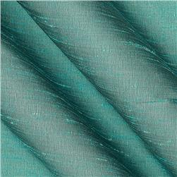 HGTV Home Dazzler Faux Silk Teal