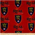 MLS Fleece Salt Lake Real Red Blue