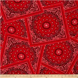 Winterfleece Bandana Red